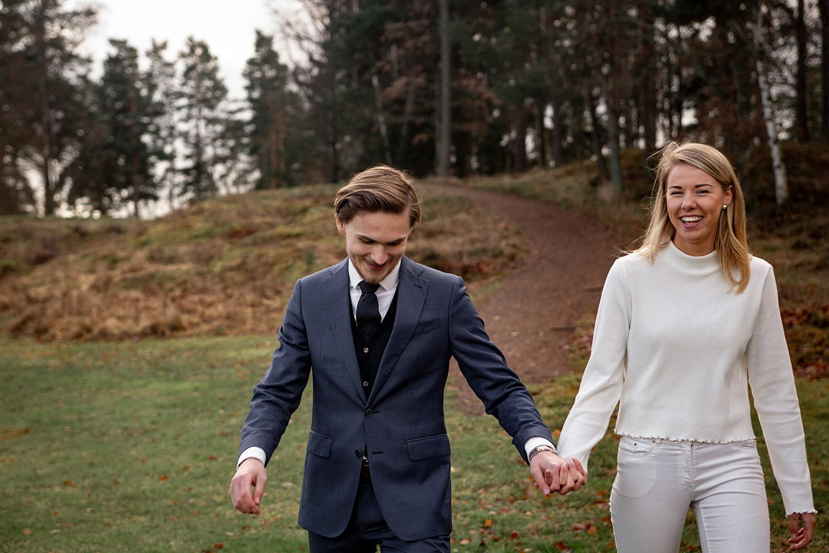 Av bröllopsfotograf i Östergötland